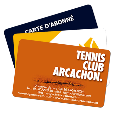 carte rfid extraclub-gestion club sport
